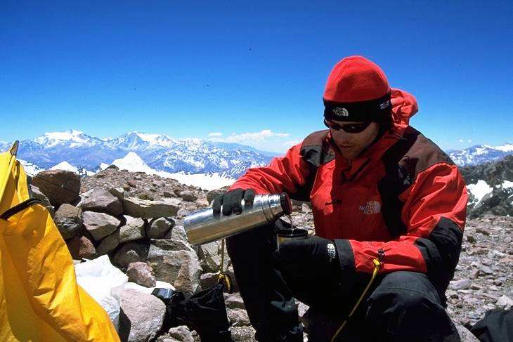 aconcagua summit of south america pdf
